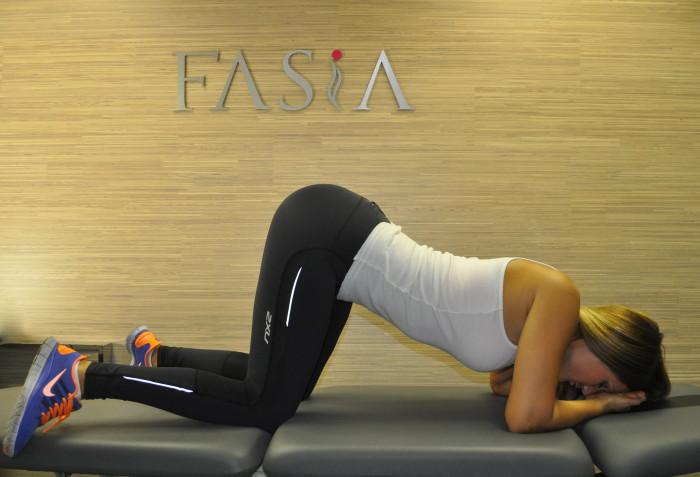 Drenering av bekken, FASiA osteopati