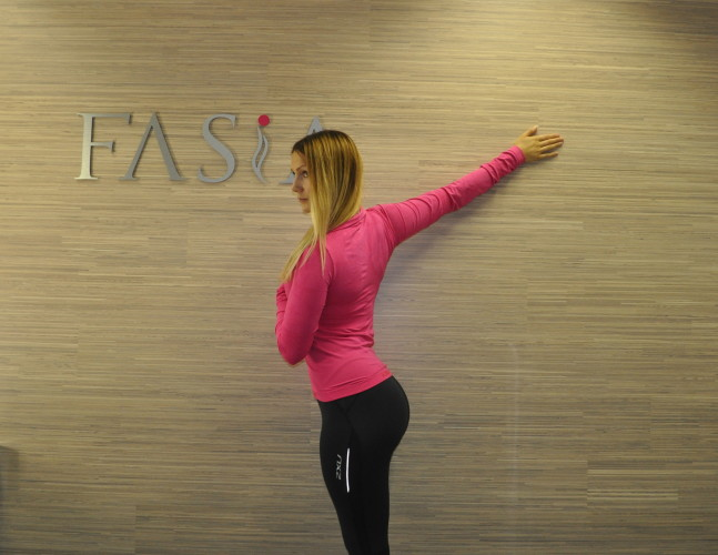 Tøyning av brystmuskler, FASiA osteopati