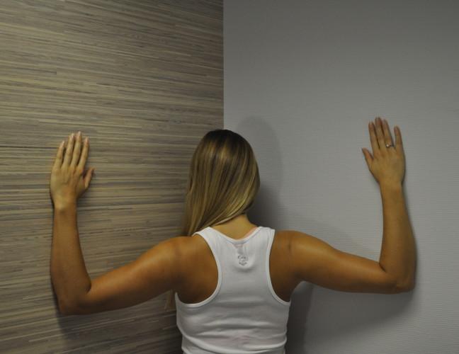 Tøyning av mellomgulvet, FASiA osteopati